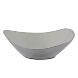 White Salad Bowl 27cm