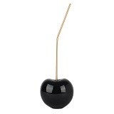 Black Cherry Small Ornament
