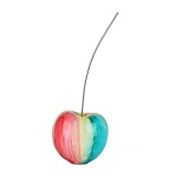 Cherry ornament medium multi coloured