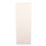 Display Pedestal for Sculpture 71cm White