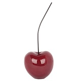 Red Cherry Medium Ornament